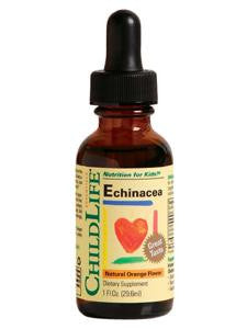 Children's Echinacea Orange Flavor 1 oz