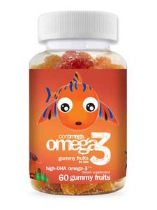 Omega3 for Kids 60 gummies