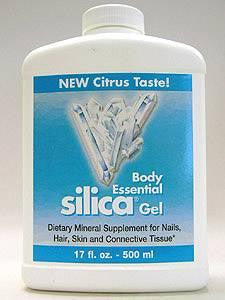 Body Essential Silica® Gel 17 oz
