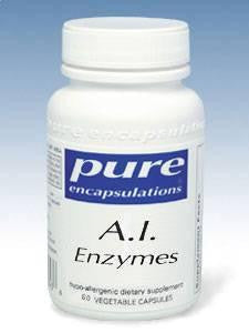 AI Enzymes 60 vcaps