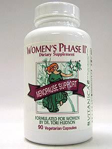 Women's Phase II® (Retail) 90 vcaps