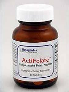 Actifolate 800 mcg 60 vtabs