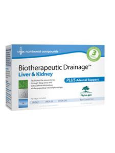 Biotherapeutic Drainage Liver and Kidney