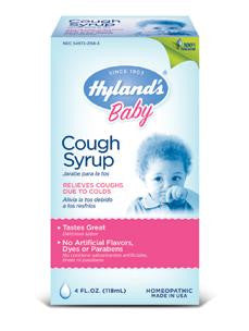 Baby Cough Syrup 4 fl oz
