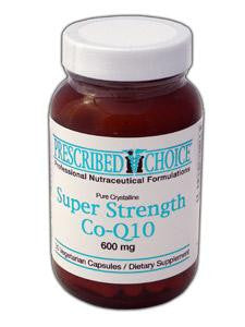 CO-Q10 Capsules, 600mg SS 30vcaps