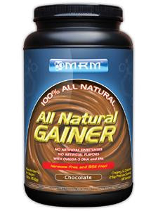 All Natural Gainer Chocolate 3.3 lb