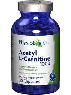Acetyl L-Carnitine 1000 mg 30 caps