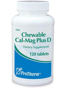 Chewable Cal-Mag+D 120 tabs