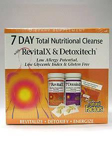 7 Day Total Nutritional Cleanse 1 kit