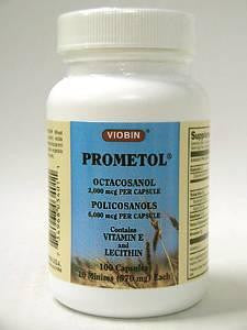 Prometol 100 caps