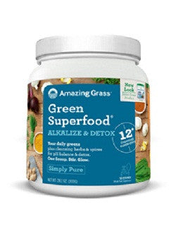 Alkalize & Detox Green Superfood 28.2 oz
