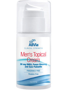 Mens Topical Cream 4 oz