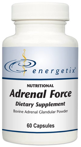 Adrenal Force 60 Capsules by Energetix