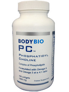 BodyBio PC 100 softgels