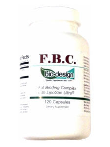 F.B.C with LipoSan Ultra 120 caps