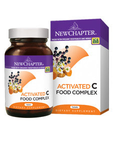 Activated C Food Complex 180 tabs