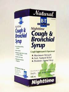 Cough & Bronchial Syrup 8 oz