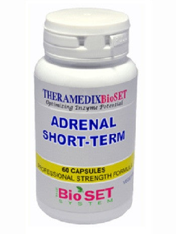 Adrenal Short-Term 60 vegcaps