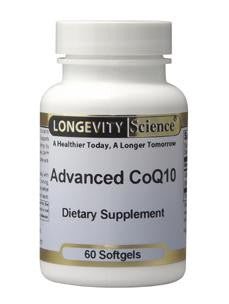 Advanced CoQ10 60 softgels