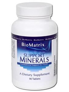 Support Minerals 120 tabs