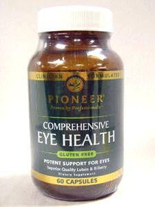 Comprehensive Eye Health 60 Veg Caps