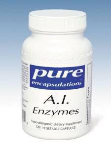 AI Enzymes 120 caps
