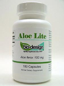 Aloe Lite 150 mg 180 caps