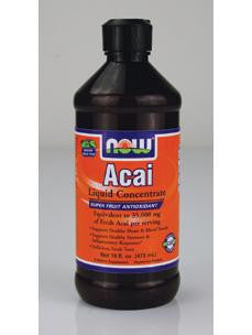 Acai Liquid Concentrate 16 fl oz