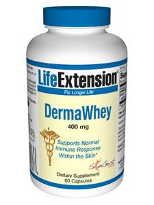 Derma Whey 400mg 60 caps