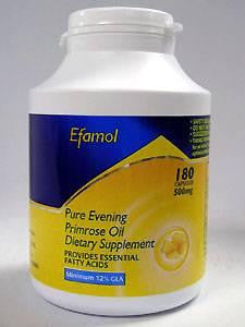 Evening Primrose Oil 500 mg 180 caps