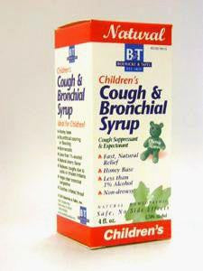 Children's Cough & Bronchial Syrup 4 oz