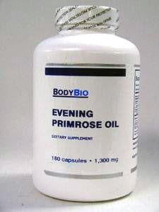 Evening Primrose Oil 1300 mg 180 caps