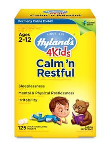 4 Kids Calm 'n Restful 125 tabs