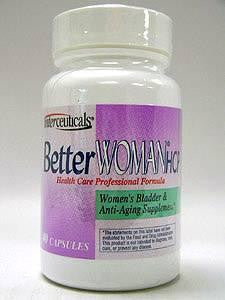 Better Woman®HCP 40 caps
