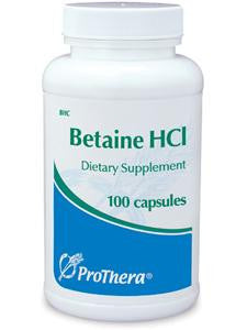 Betaine HCl 100 caps