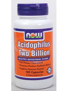 Acidophilus Two Billion 100 caps