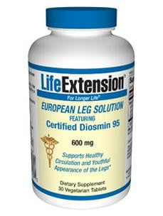 European Leg Solution 600 mg 30 vtabs