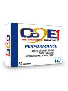 Co-E1™ Performance 10 mg 30 loz