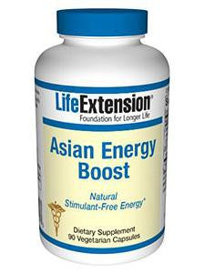 Asian Energy Boost 90 vcaps