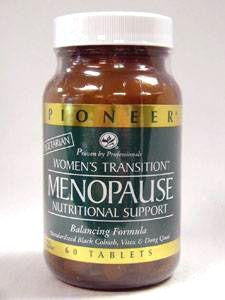 Women's Transition Menopause 60 V-Tabs
