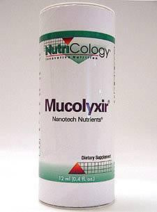 Mucolyxir® Liquid 12 ml