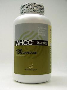 AHCC w/ Green Tea Extract -Decaf 180