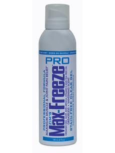 Max-Freeze Pro Cont. Spray Clear 6 oz