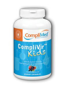 CompliVir Kids Berry 60 chews