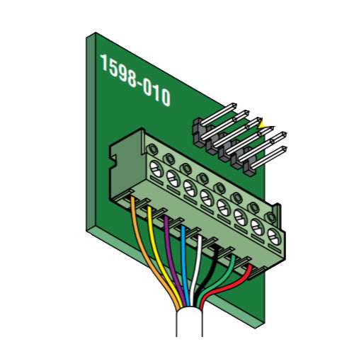 Doorking 1598-010 PCB Secondary Interface to Telephone Entry Systems