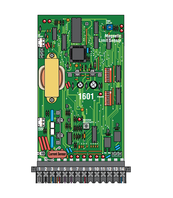 Doorking 1601 CIRCUIT BOARD