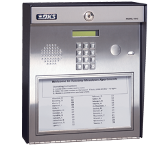 Doorking 1810-095 Access Plus Telephone Entry