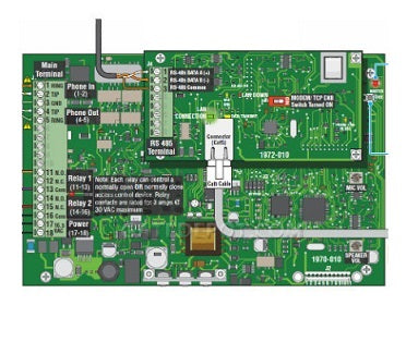 DOORKING 1812 PLUS CIRCUIT BOARD