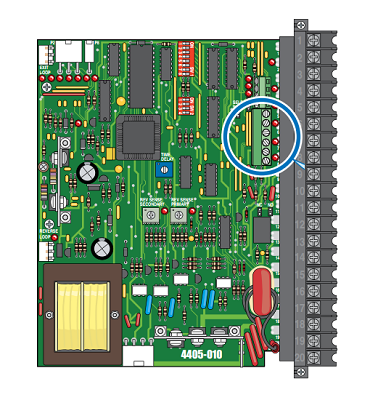 DKS 4405-012 Mother Board