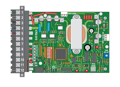 DKS 4702-010 Mother Board